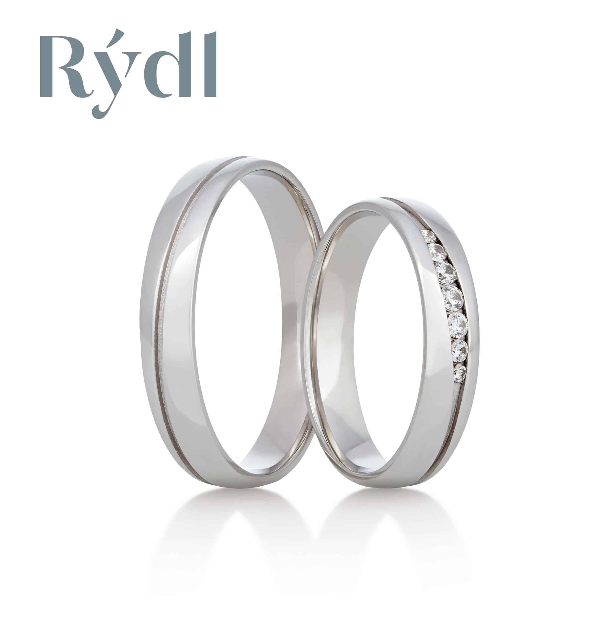 Snubní prsteny Rýdl 380
