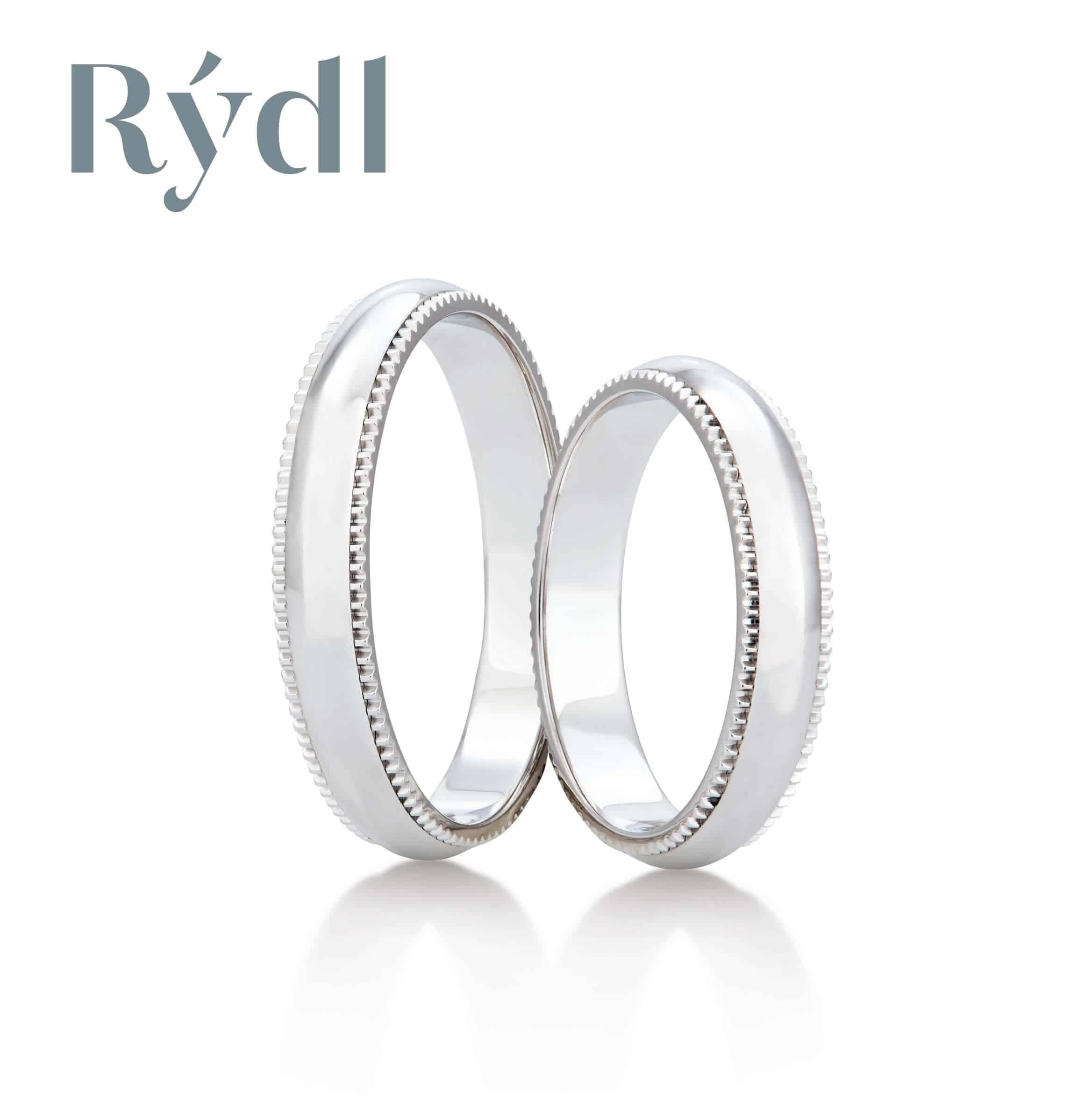 Snubní prsteny Rýdl 390