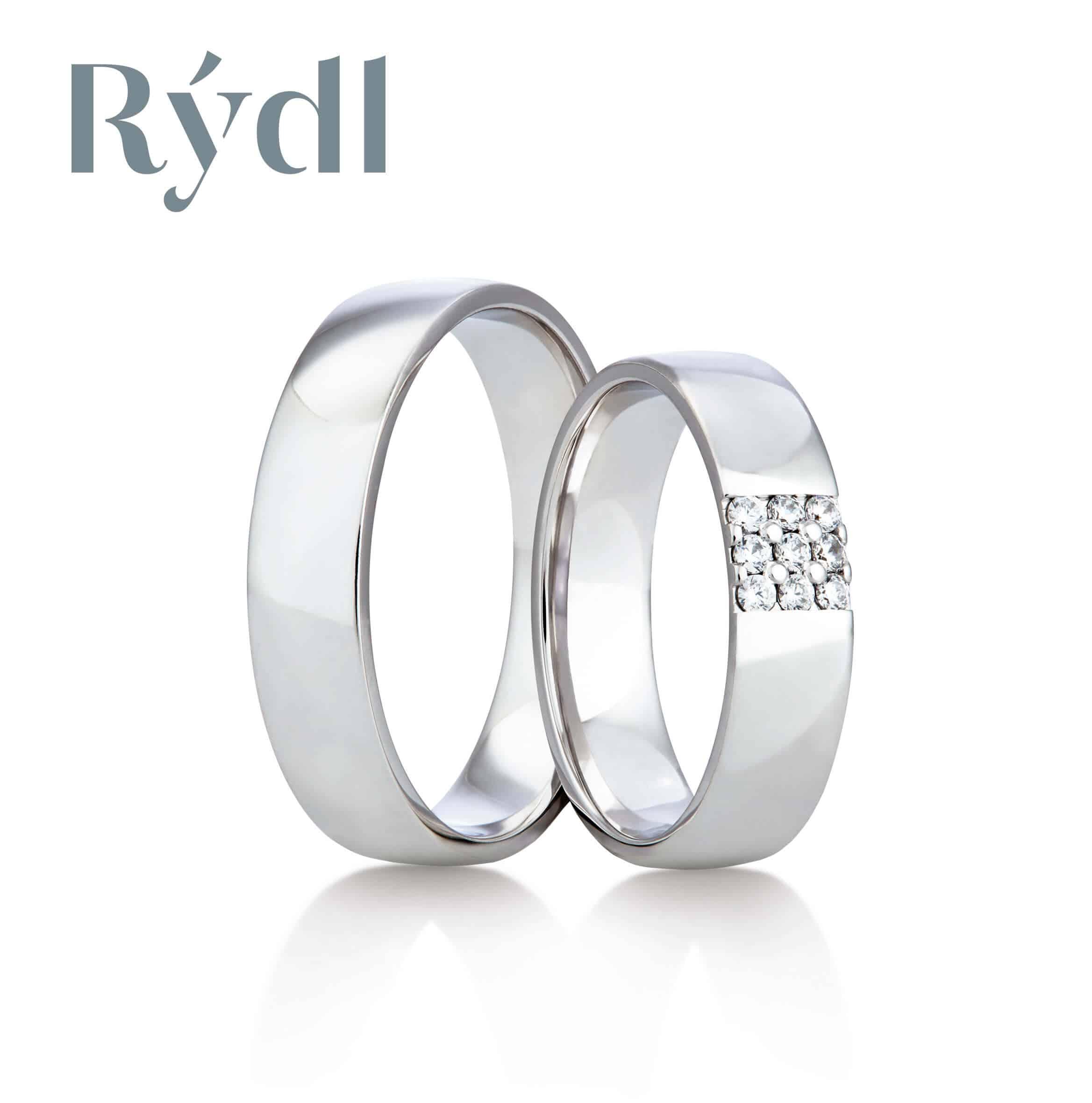 Snubní prsteny Rýdl 395