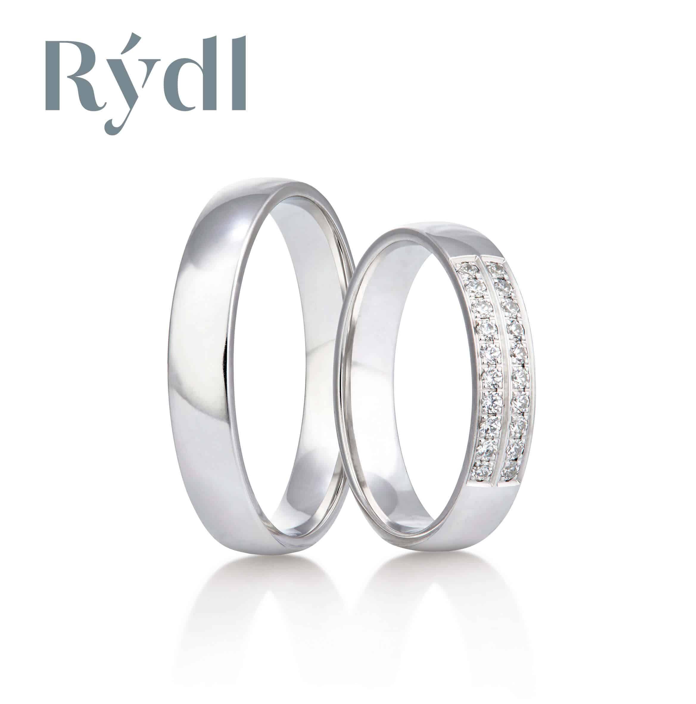 Snubní prsteny Rýdl 398