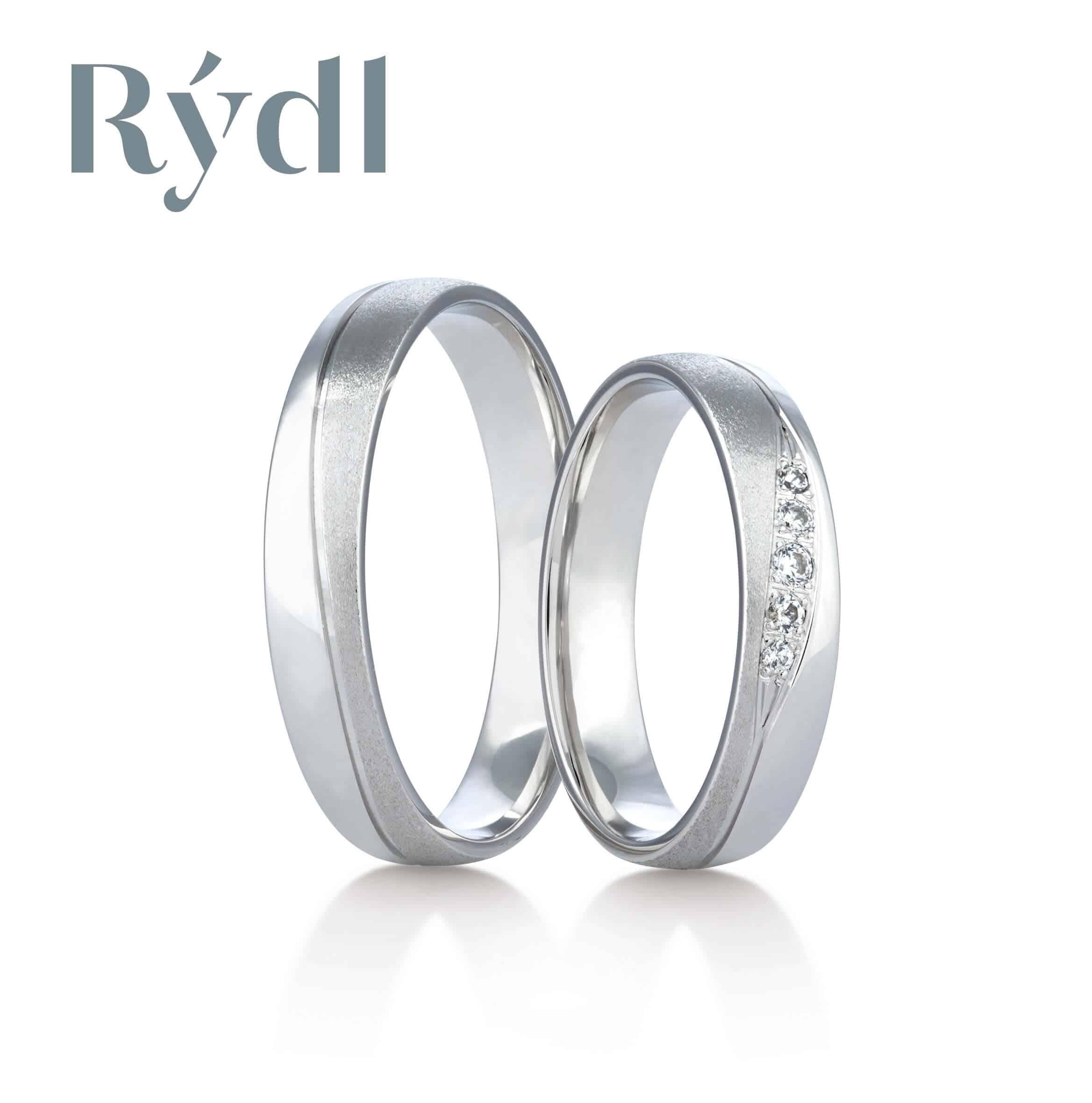 Snubní prsteny Rýdl 412