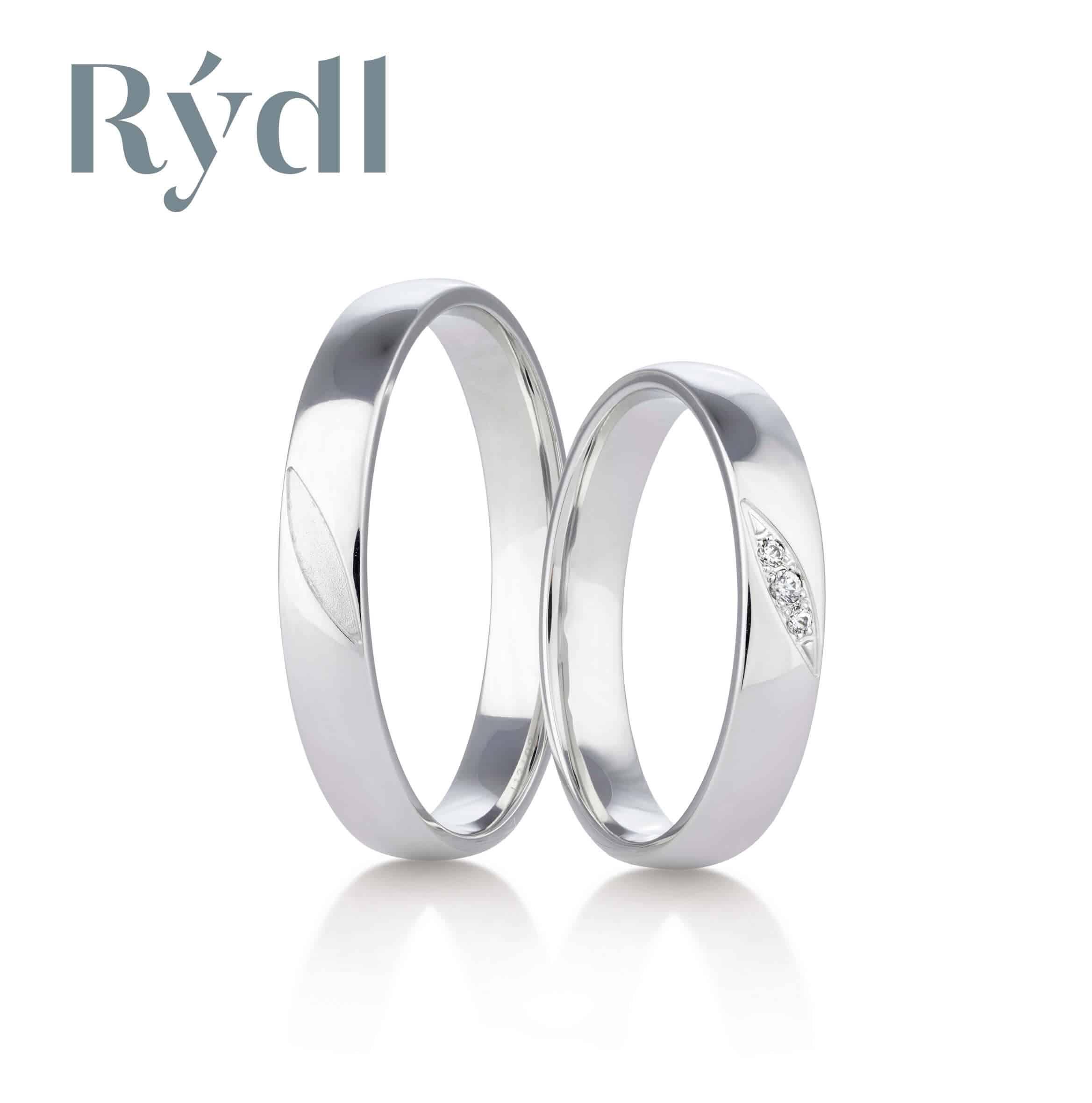 Snubní prsteny Rýdl 413