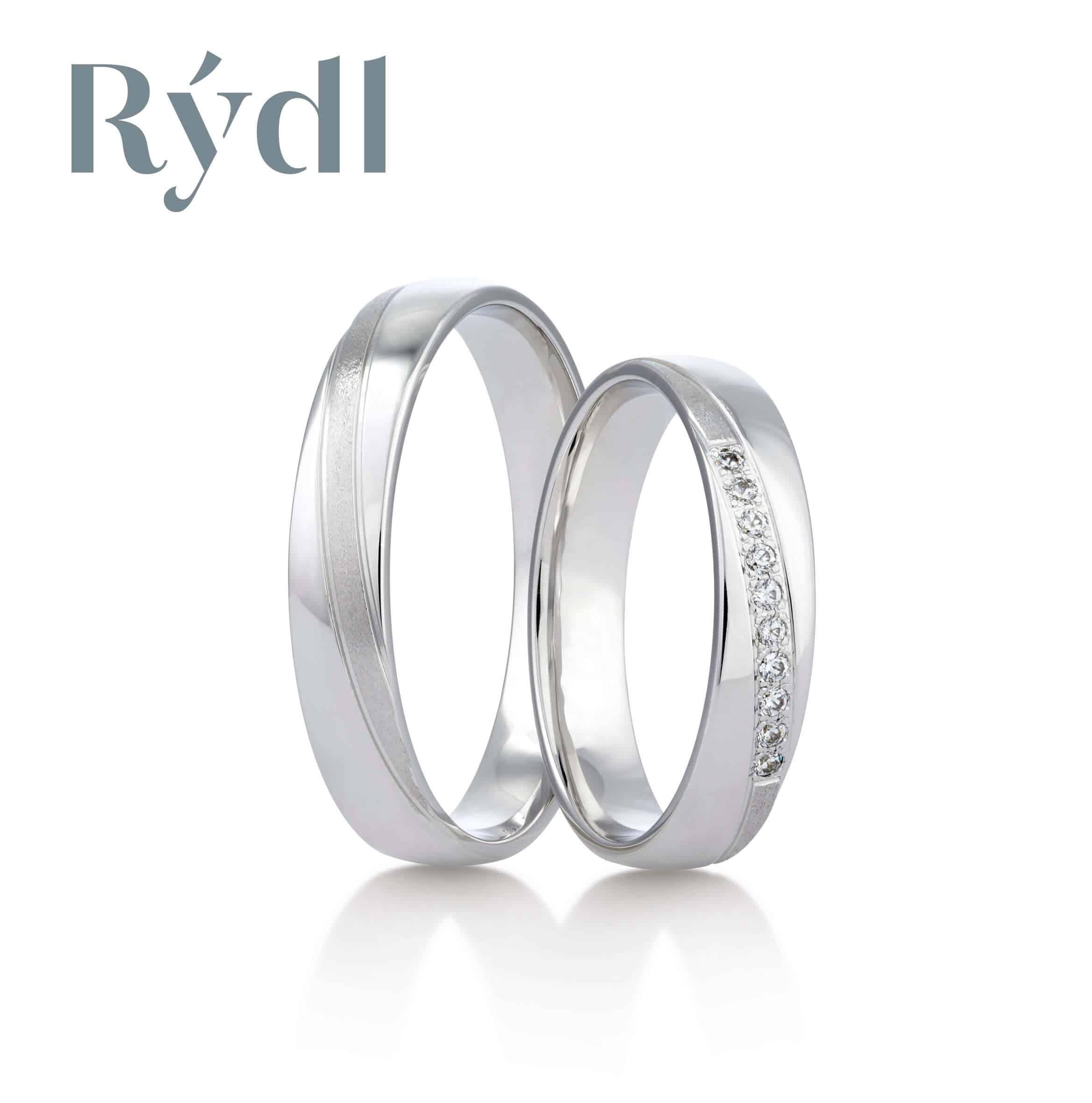 Snubní prsteny Rýdl 414