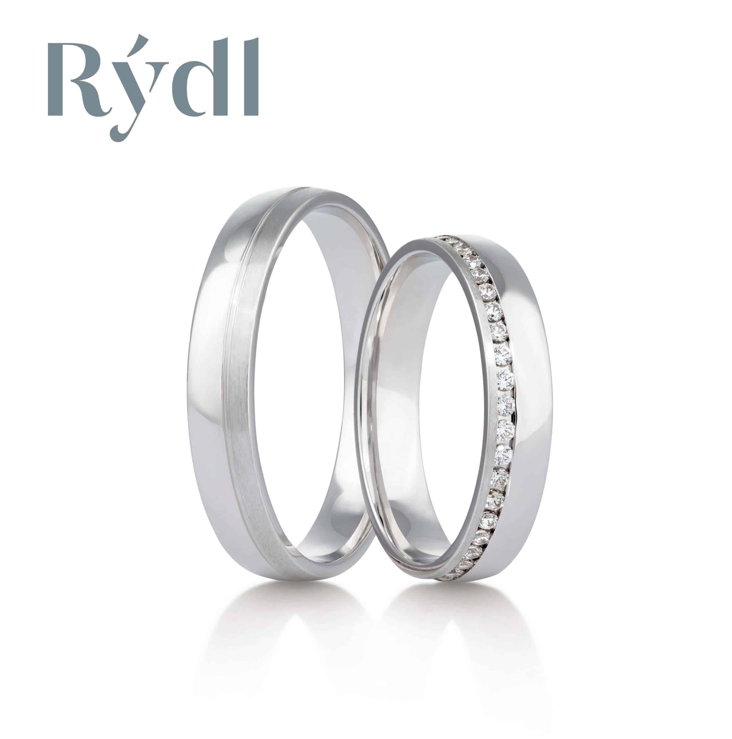 Snubní prsteny Rýdl 415
