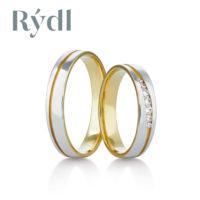 Snubní prsteny Rýdl 418
