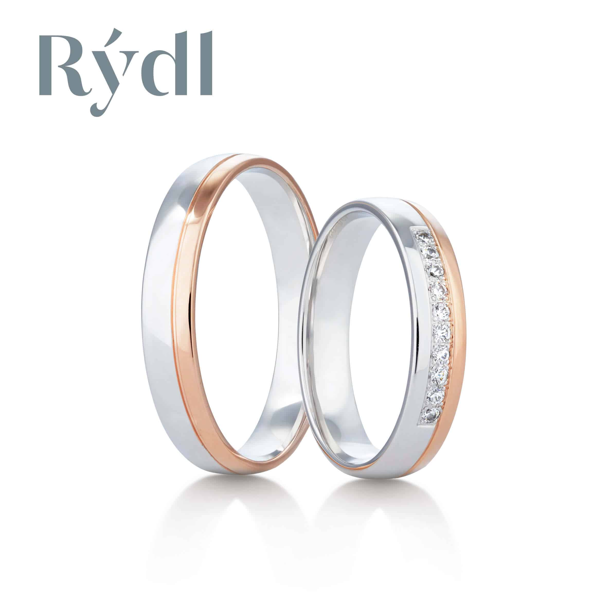 Snubní prsteny Rýdl 420