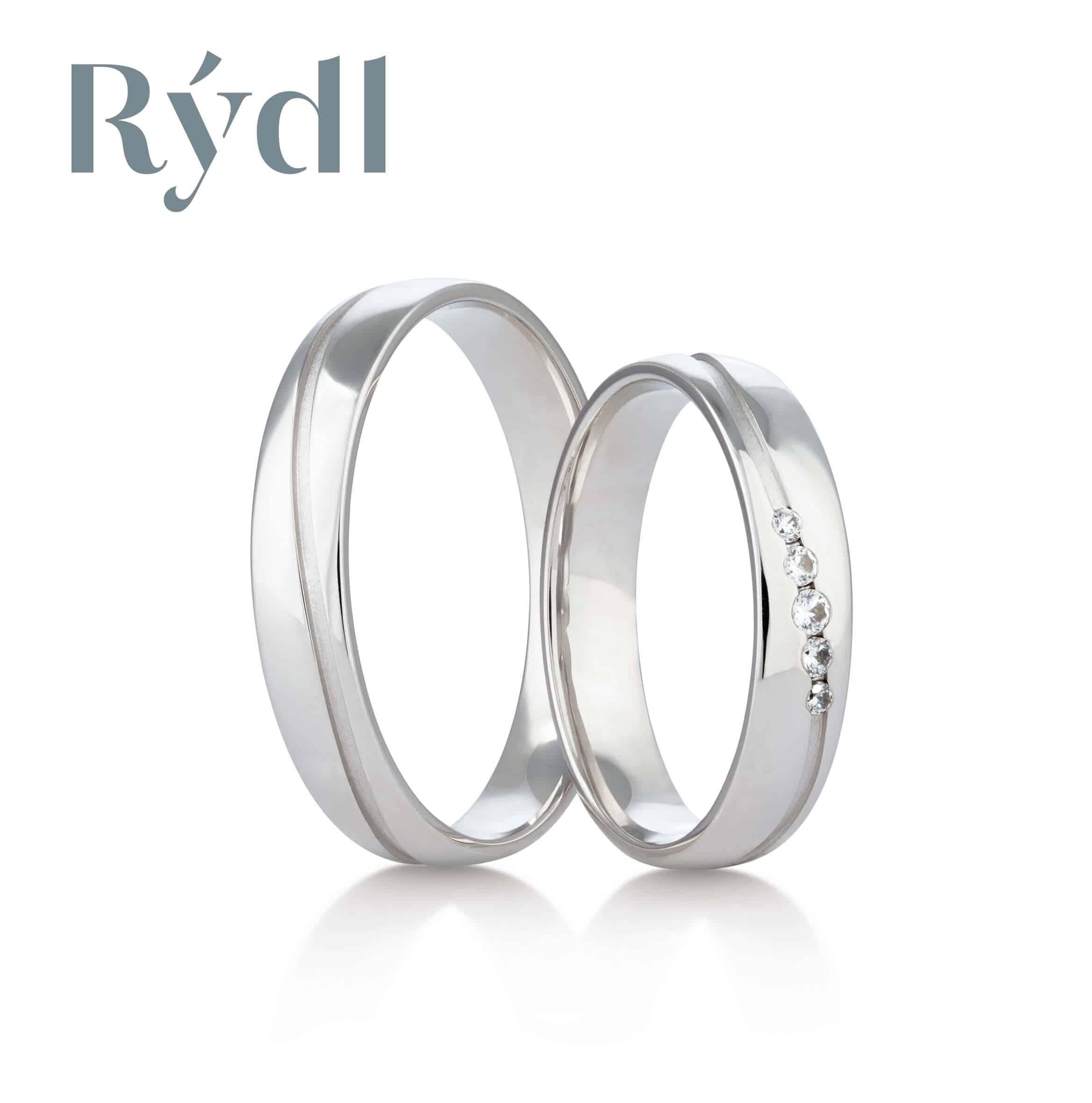 Snubní prsteny Rýdl 421
