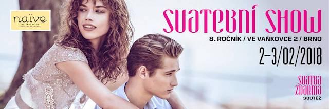 Svatební show Brno 2.-3.2.2018