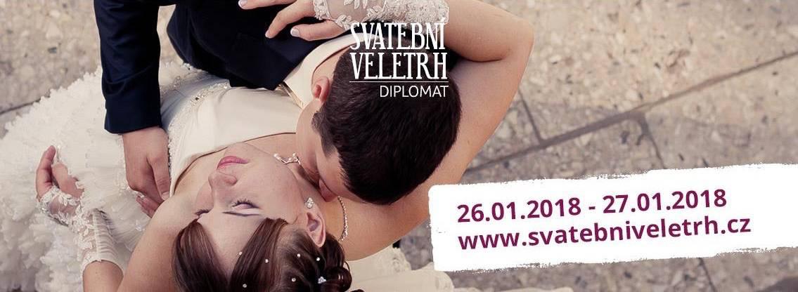 Svatební veletrh Diplomat Praha 26.-27.1.2018