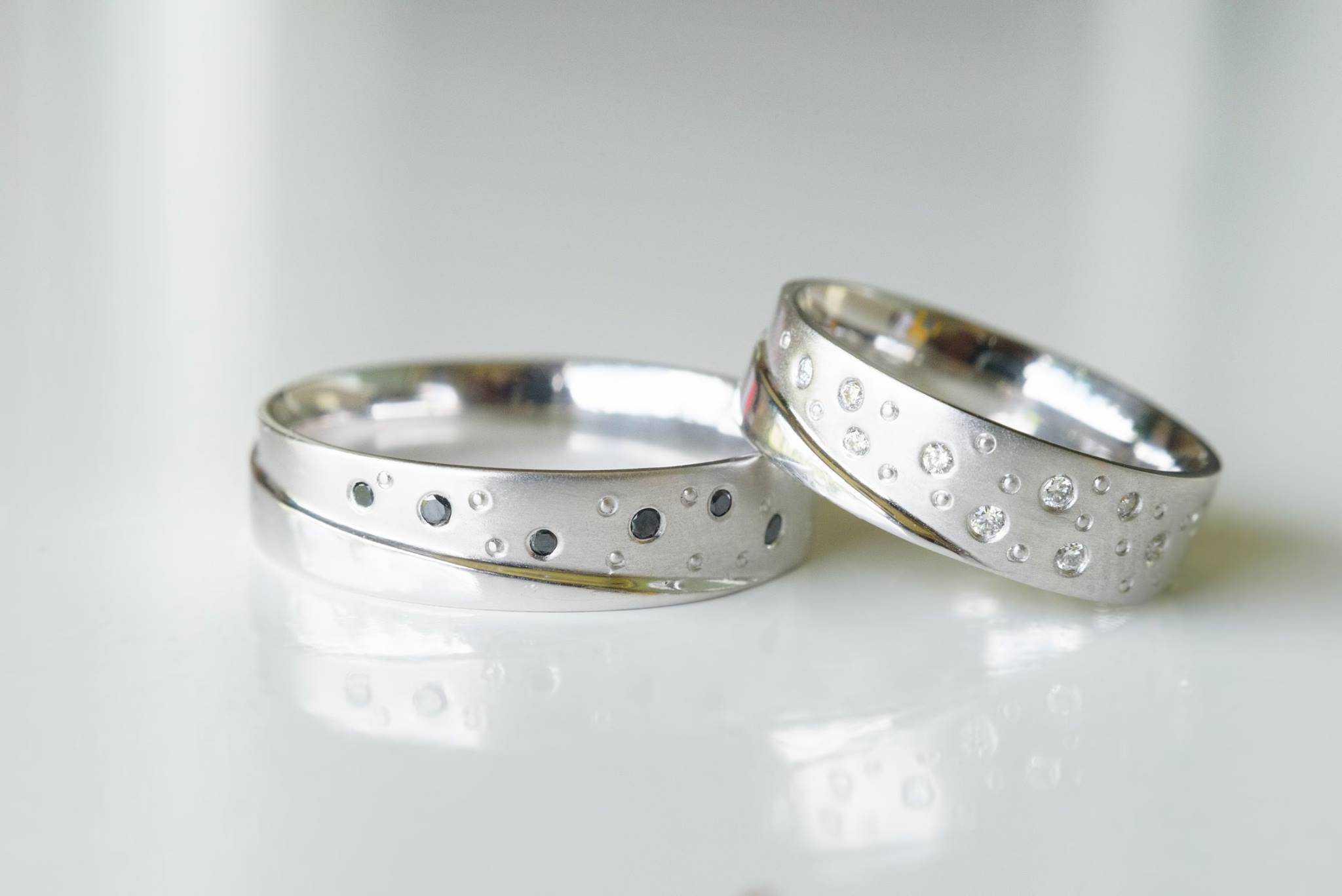 Zlatnictví Kalaš prsteny s kameny