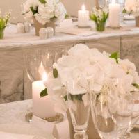 Svatební hostina v Chateu Mcely