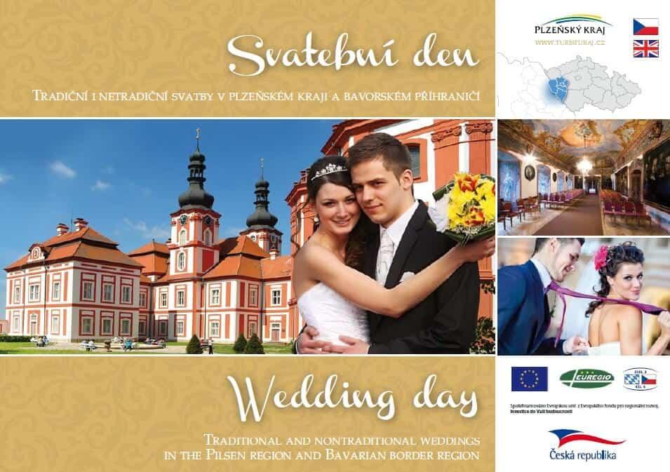 Svatební den v Plzeňském kraji