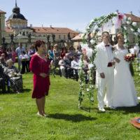 Svatební obřad zámek Hořovice