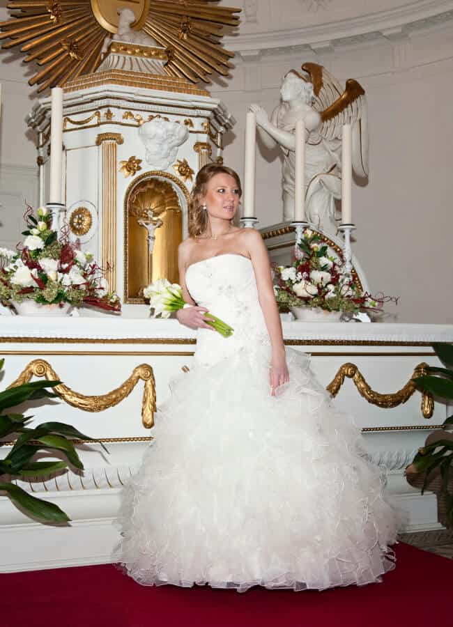 Nevěsta na zámku Hořovice