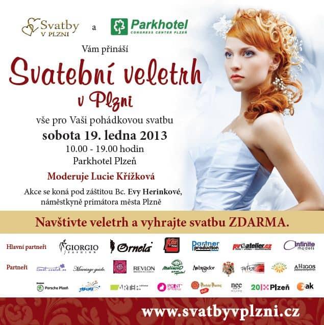 Svatební veletrh v Plzni
