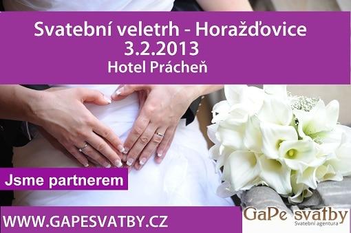 Svatební veletrh Horažďovice