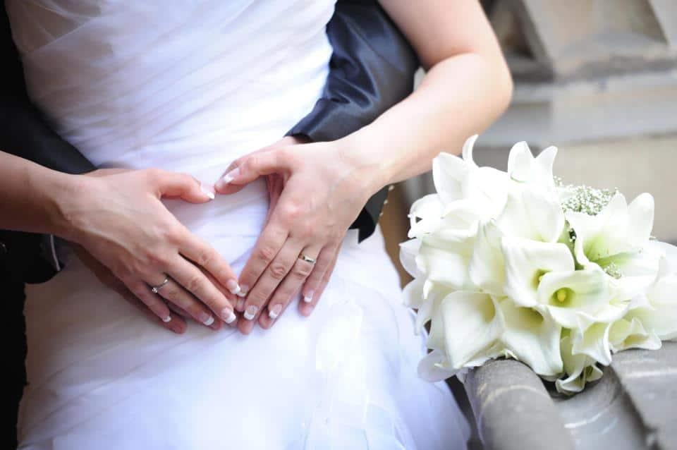 Svatební sezóna 2012