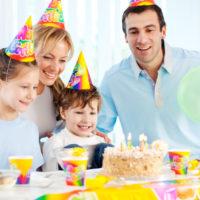 Rodinné oslavy