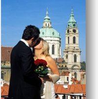 Svatební dny v hotelu ARIA novomanželé