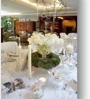 Svatební dny v hotelu ARIA tabule