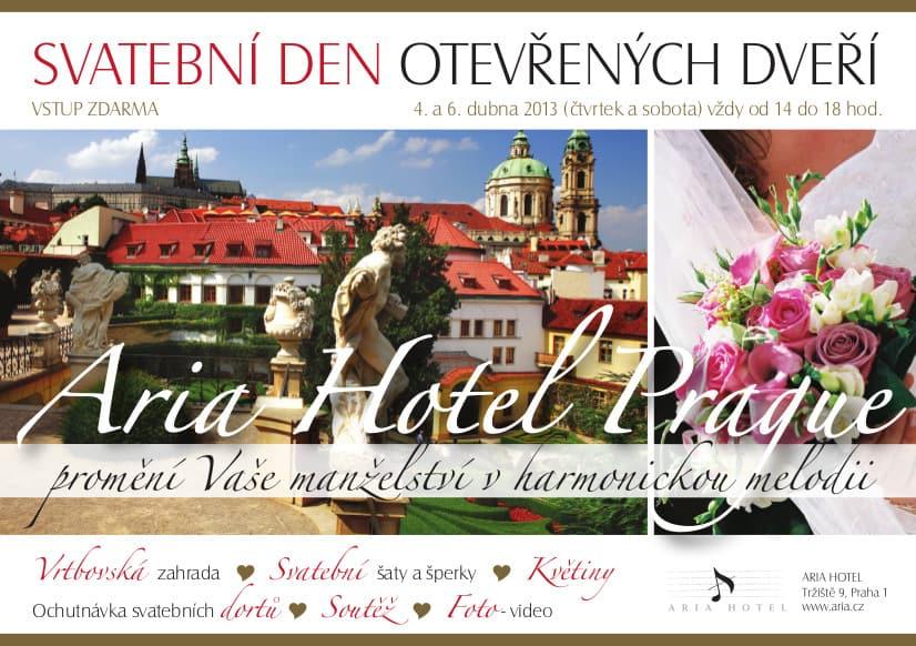 Svatební dny v hotelu ARIA