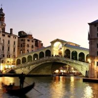 Svatební cesta snů Benátky