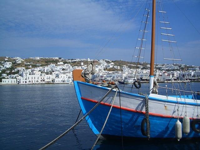 Líbánky v Řecku