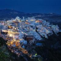 Líbánky Santorini