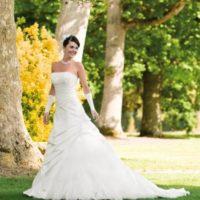 Adina svatební šaty bez ramínek