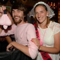 Aloha Bar snoubenci neslušný dárek