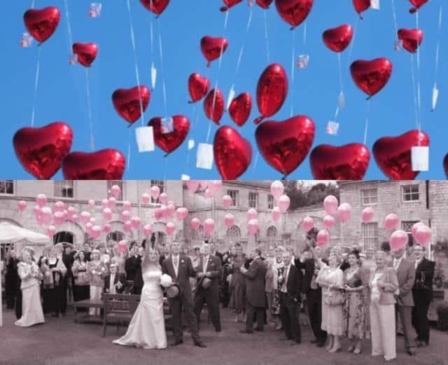 Balloonia.cz pouštění balonků