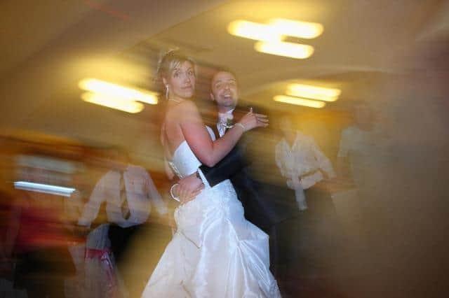 DJ Goro rozmazaní novomanželé