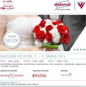 Svatební veletrh v hotelu Diplomat