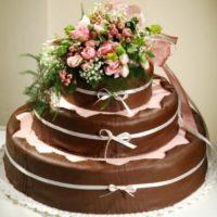 Grand café čokoládový dort