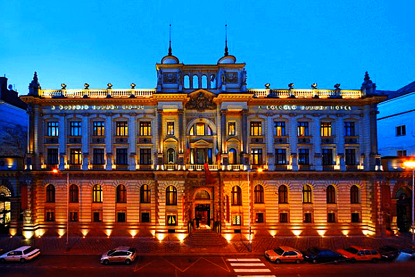 Hotel Boscolo Prague