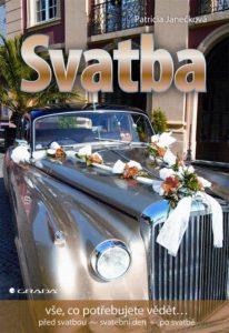 Kniha svatba - obálka