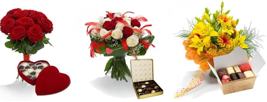 Doručení květiny kurýrem Květiny Express