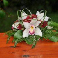 Květiny Studio Detail lilie kytice