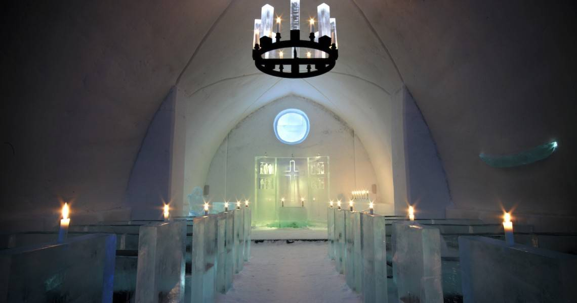 Ledová kaple