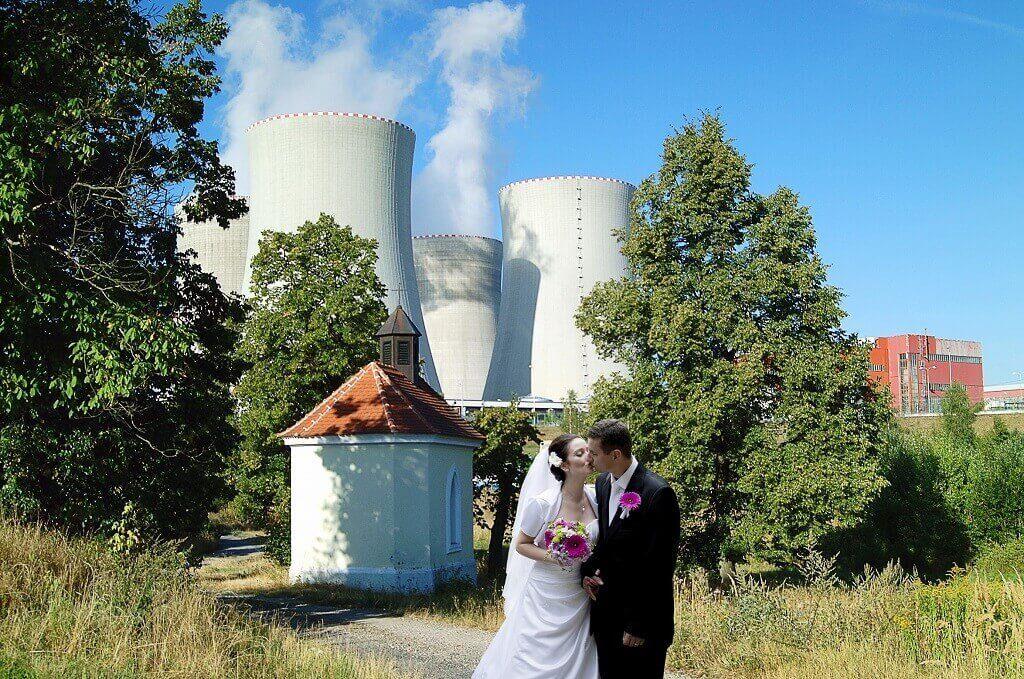 Netradiční svatba