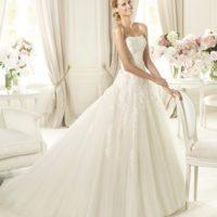 Svatební šaty Pronovias Barroco