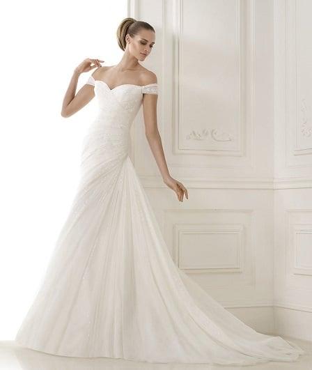 Svatební šaty Pronovias Bernice