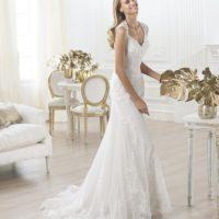 Svatební šaty Pronovias Laren