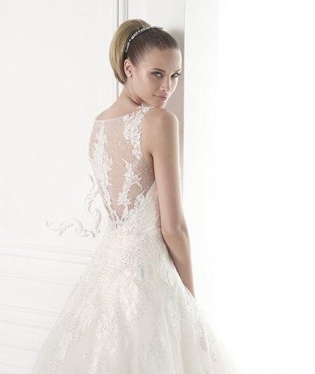 Svatební šaty Pronovias Mayumi
