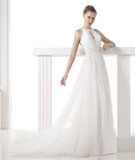 Svatební šaty Pronovias Melit
