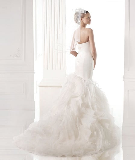 Svatební šaty Pronovias Mildred