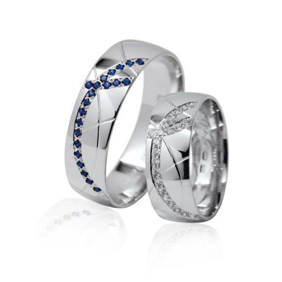RETOFY prsteny s kamínky