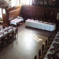 Restaurace Pražan ve Stromovce hostina