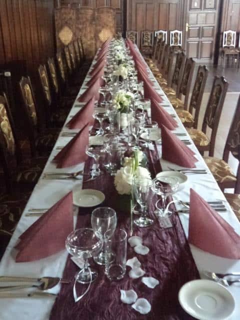 Restaurace Pražan ve Stromovce tabule