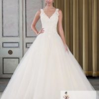 Salon Adelle šaty s tylovou sukní